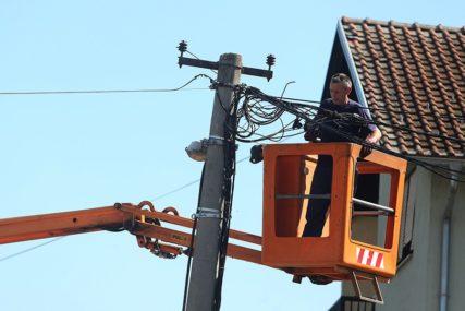 Podugačak spisak: U ovim ulicama i naseljima danas će doći do nestanka struje