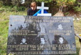 Pomen vezistima, žrtvama NATO bombardovanja tornja Kraljica