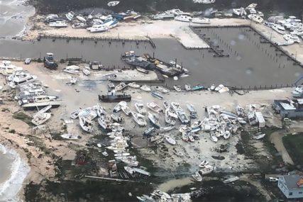 UŽAS ZA UŽASOM Bahami se nisu oporavili od NEMILOSRDNOG URAGANA, a stiže im nova tropska oluja