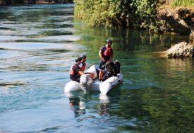 TRAGIČAN KRAJ POTRAGE Iz rijeke izvučeno tijelo žene čiji je nestanak prijavljen u četvrtak