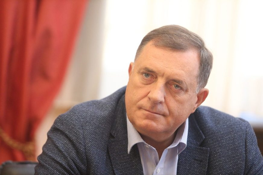 """""""ZAŠTO TO NE BI VAŽILO I ZA SRBE"""" Dodik osudio provokativne izjave Kurtija o ujedinjenju Albanaca na Balkanu"""