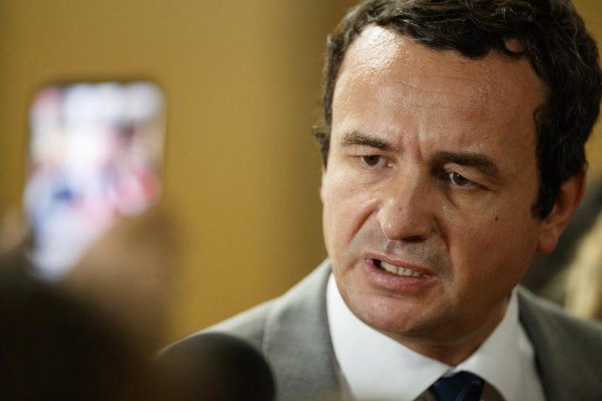 """""""POSREDOVALA U TAJNIM RAZGOVORIMA"""" Kurti očekuje da se Borelj distancira od politike Mogerini"""