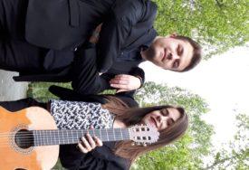 """Cjelovečernji koncert u MSURS: Mladi umjetnici iz """"Duo Grande"""" pred domaćom publikom"""