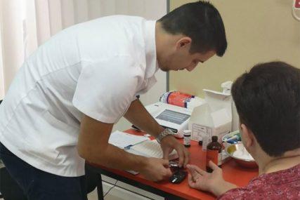 """AKCIJA """"ZA TVOJE DOBRO"""" SUTRA U ŠARGOVCU Prva dva vikenda doktori pregledali 425 pacijenata"""