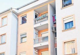 USRED NOĆI ČULI ZAPOMAGANJE Komšije iz zgrade u šoku nakon vijesti da je dječak pao sa terase