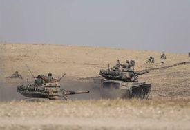 PRIJE ISTEKA ROKA Kurdi se povukli iz dijela zemlje na sirijsko-turskoj granici