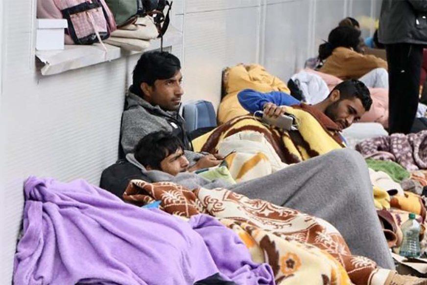TENZIJE MOGU ESKALIRATI Apel UN vlastima u Krajini da ne ograničavaju slobodu kretanja migranata