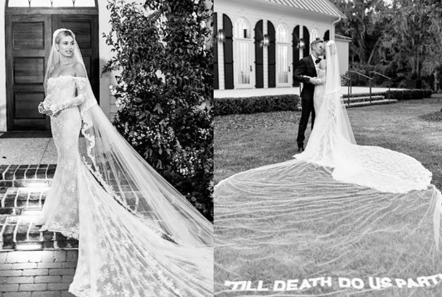 VJENČANJE IZ BAJKE Stigle prve fotografije glamuroznog vjenčanja Džastina i Hejli Biber