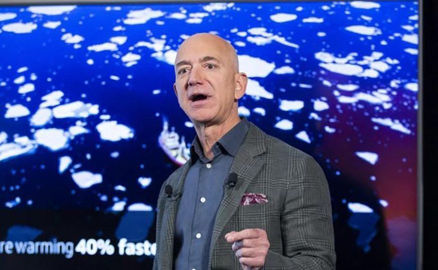 ONI SU NAJBOGATIJI NA SVIJETU Džef Bezos na prvom mjestu, slijedi Bil Gejts
