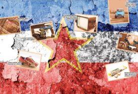 KO JE U DUŽNIČKOM ROPSTVU Bivše jugoslovenske republike dužne 135 milijardi evra