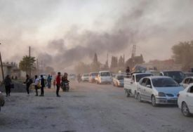TURSKA POČELA I KOPNENU INVAZIJU Najmanje osam poginulih u napadu na sjever Sirije, SB UN danas zasjeda