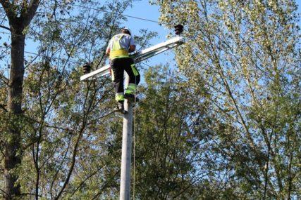 Radovi na mreži isključuju struju u nekoliko ulica i naselja