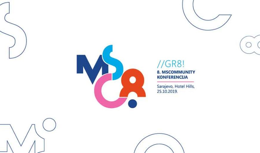 IT PROFESIONALCI NA JEDNOM MJESTU Na MSCommunity konferenciji o svjetskim trendovima
