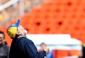 SJAJNA PROSLAVA Maradona oduševio plesom nakon pobjede (VIDEO)