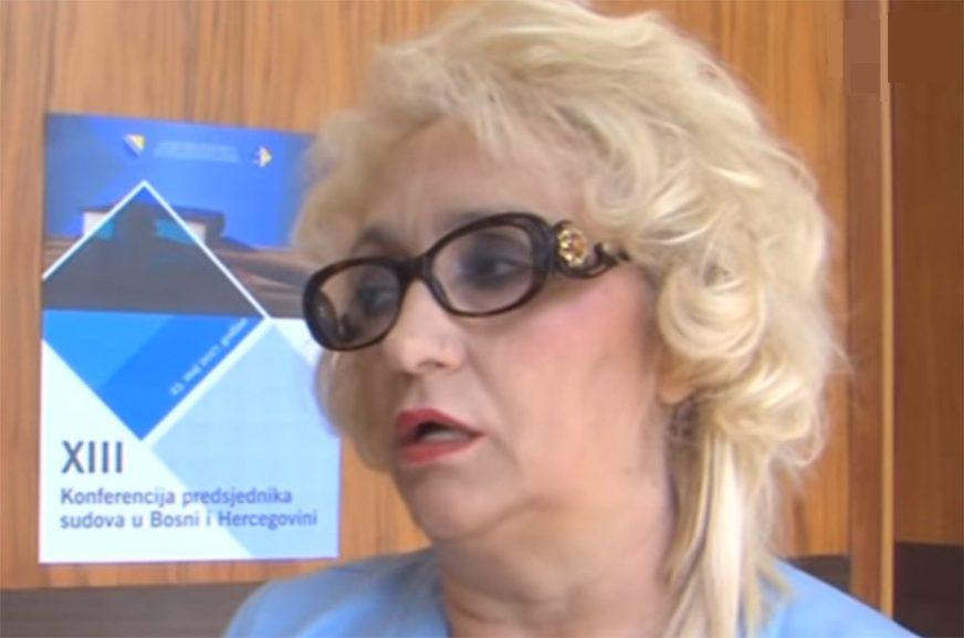 """REAGOVANJE NA RUBRIKU """"GUBITNIK DANA"""" Marija Aničić-Zgonjanin: Niko ne smije uticati na nezavisnost sudija"""