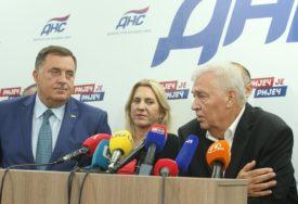 KONAČAN DOGOVOR IDUĆE SEDMICE Dodik: Koalicija SNSD i DNS nije upitna
