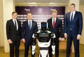 ZA ISTORIJU Robot pojačao stručni štab košarkaša Perma