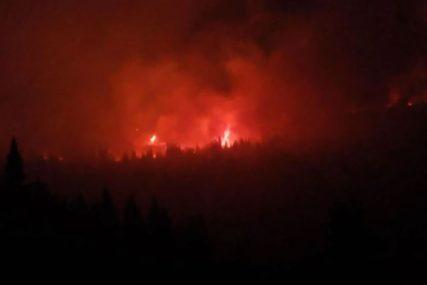 """""""MOLIMO SE BOGU DA BUDE KIŠA"""" Požar na Staroj planini i dalje prijeti, a padavina nema"""