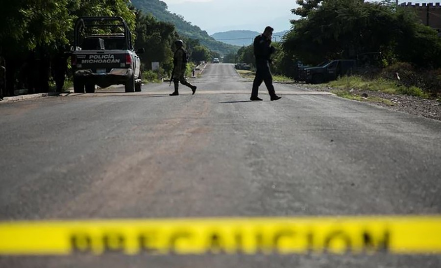 NAPAD ČLANOVA KARTELA Pucnjava u Meksiku, poginulo najmanje 15 OSOBA