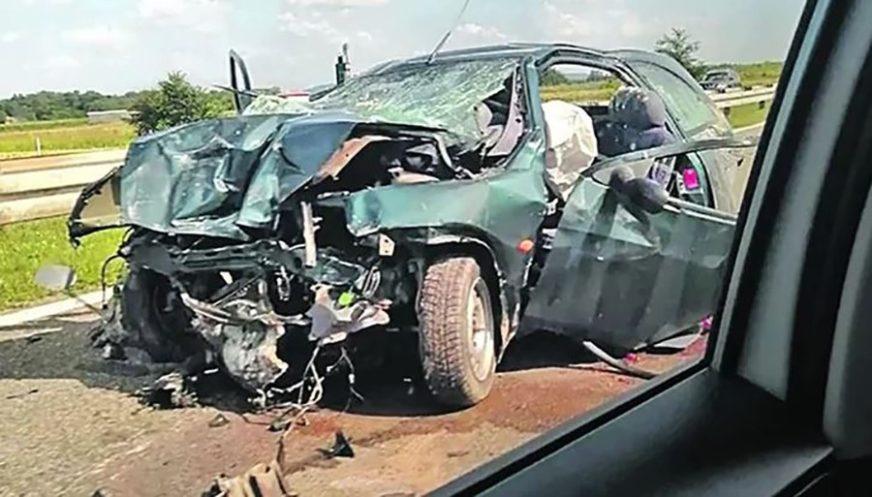 BRANI SE SA SLOBODE Maloljetnik ukrao roditeljima automobil, pa izazvao STRAVIČNU NESREĆU