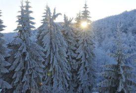 UPOZORENJE NA UMJERENU I VELIKU OPASNOST Hladni talas stigao i u Hrvatsku, vrhunac se očekuje u ponedjeljak