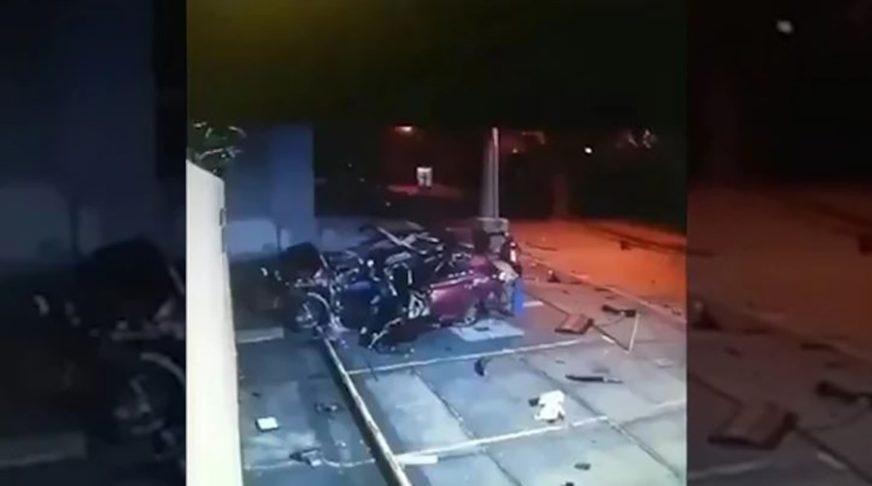 NE VJERUJTE SVOJIM OČIMA Svi koji su vidjeli snimak ove nesreće su imali ISTO PITANJE