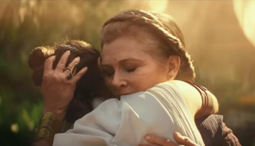 NOVI FILM RATOVI ZVIJEZDA Posljednje scene sa svima omiljenom glumicom (VIDEO)