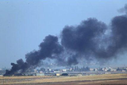 """SAD izvele """"defanzivni napad"""" u Iraku i Siriji"""
