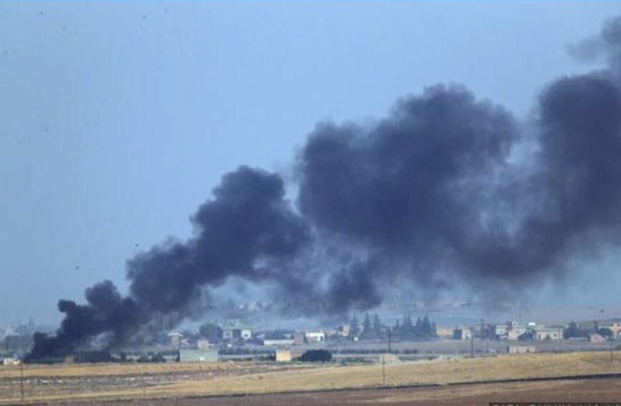 NATO LIDERI SLOŽNI Napadi na civile u Siriji moraju prestati