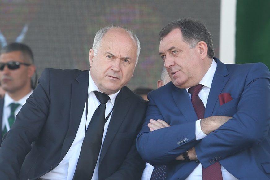 Incko uputio TELEGRAM SAUČEŠĆA Dodiku povodom SMRTI NJEGOVOG OCA