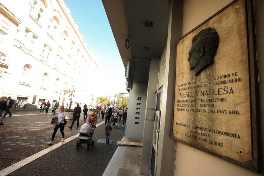 ZNAMENITI BANJALUČANI KOJI SU ISPISALI ISTORIJU Veselin Masleša revolucionar iz Gospodske ulice
