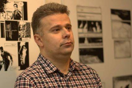 """Zoran Pejić o stripu """"Dobrodošli na Kosovo"""": Prijateljstvo iznad etničkih sukoba i podjela"""