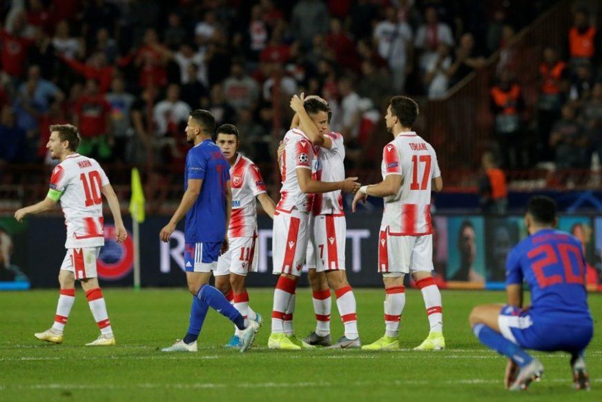 UEFA pokrenula postupak protiv Zvezde, Olimpijakosa i Dinama