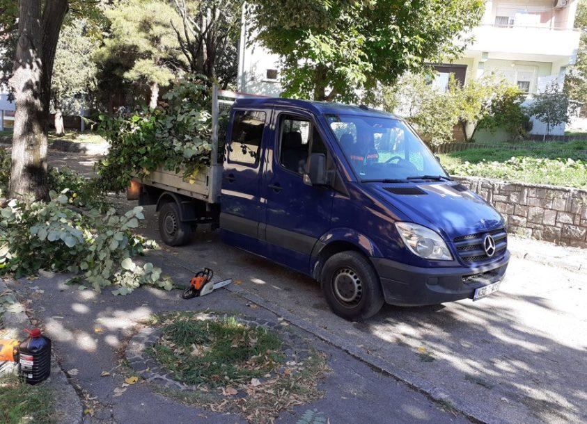 Počelo jesenje uređenje Trebinja: Akcija prikupljanja otpada i uređenja zelenih površina