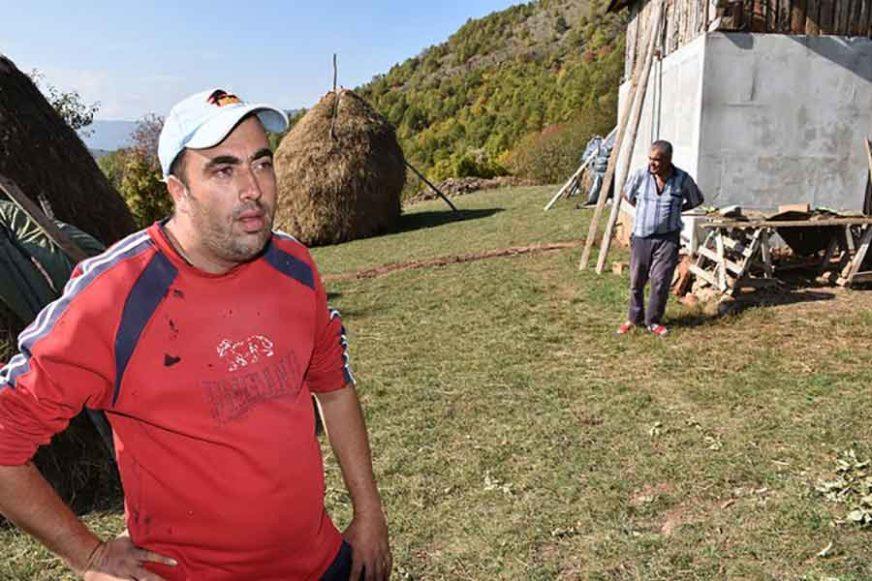OD VUKOVA GOLIM RUKAMA OTIMAO OVCE Goraždanin 20 godina uzgaja stoku i ima SAMO JEDNU ŽELJU