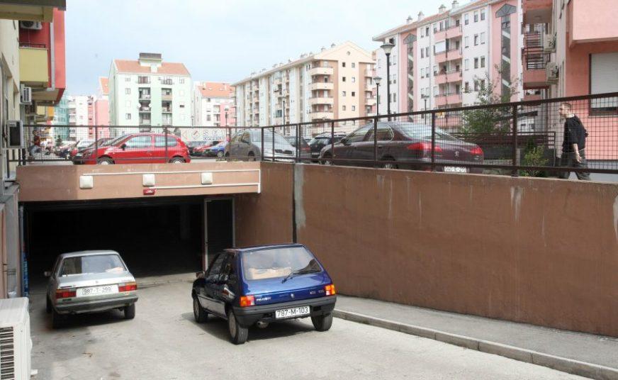 USKORO VIŠE MJESTA ZA PARKIRANJE Gradska uprava aktivira podzemne garaže