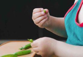 LJEKARI BILI BESPOMOĆNI Dječak (2) grickao grašak, a onda je počela NOĆNA MORA ZA RODITELJE