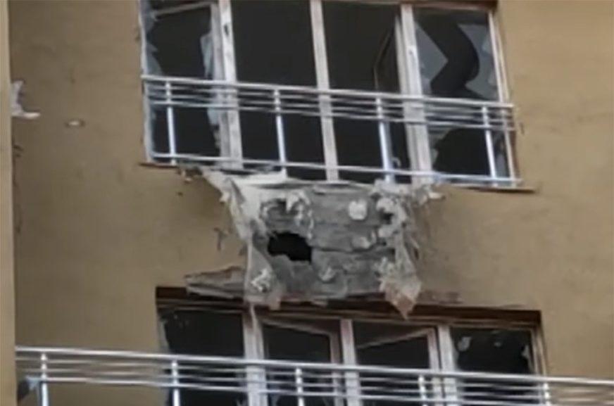 BRZO UZVRATILI UDARAC Kurdi granatirali turski grad Nusajbin na granici sa Sirijom (VIDEO)