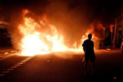 HAOS U BARSELONI Treća noć nereda, u sukobima povrijeđeno 80 ljudi
