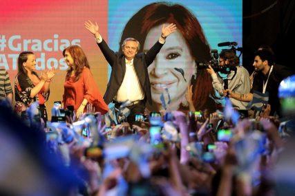 PERONISTI SU SE VRATILI NA VLAST Argentina ima novog predsjednika