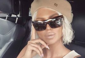 NEOBIČNO IZDANJE Jelena Karleuša izborom odjeće ponovo izazvala buru komentara (FOTO)