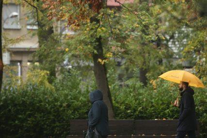 Neka kišobran bude uz vas: Danas pretežno oblačno