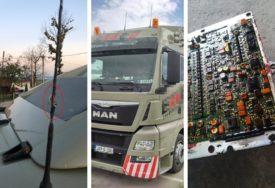 """KAFA GA """"KOŠTALA"""" 88.000 MARAKA Grom spalio kamion, osiguranje odbija da ISPLATI ŠTETU"""