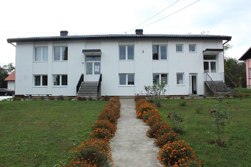 Radovi u Loparama: Obnovljena laboratorija i zgrada uprave Doma zdravlja