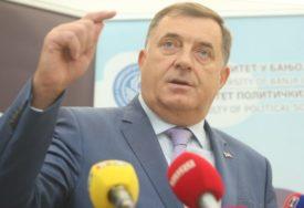 """DODIK ŽESTOKO ODGOVORIO IZETBEGOVIĆU """"Srpski narod ima volju za svojom Republikom"""""""