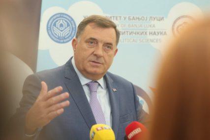 """SNSD I KOALICIONI PARTNERI GUBE INTERES"" Dodik nije optimista u pogledu formiranja vlasti"
