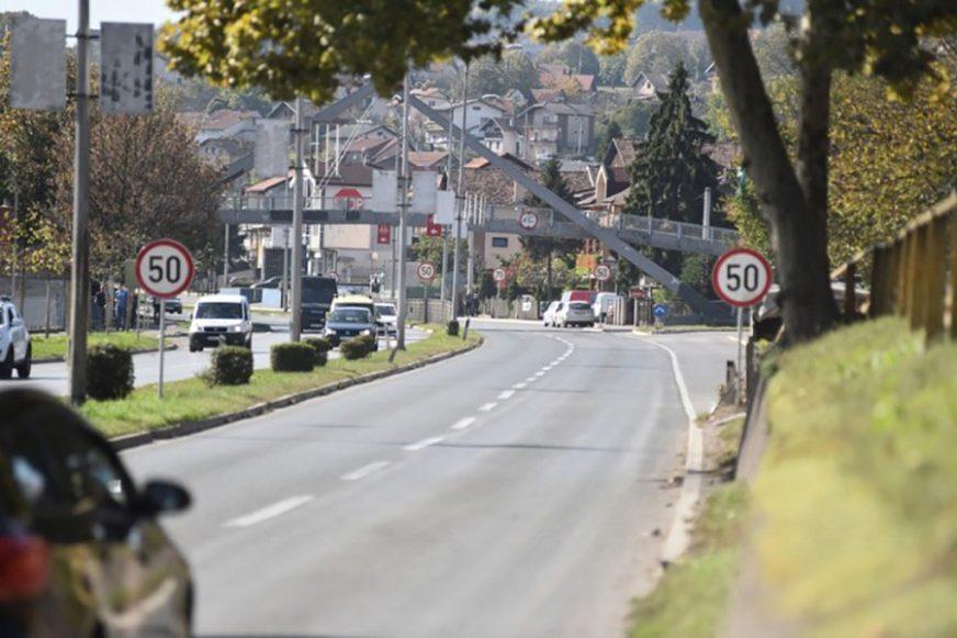 BUKA MU OMETA ŽIVOT Zbog jednog Banjalučanina već četvrti put se mijenja ograničenje brzine