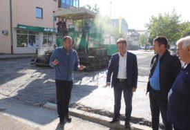Za asfaltiranje puteva i obnovu parkinga u Ugljeviku izdvojeno 175.000 KM