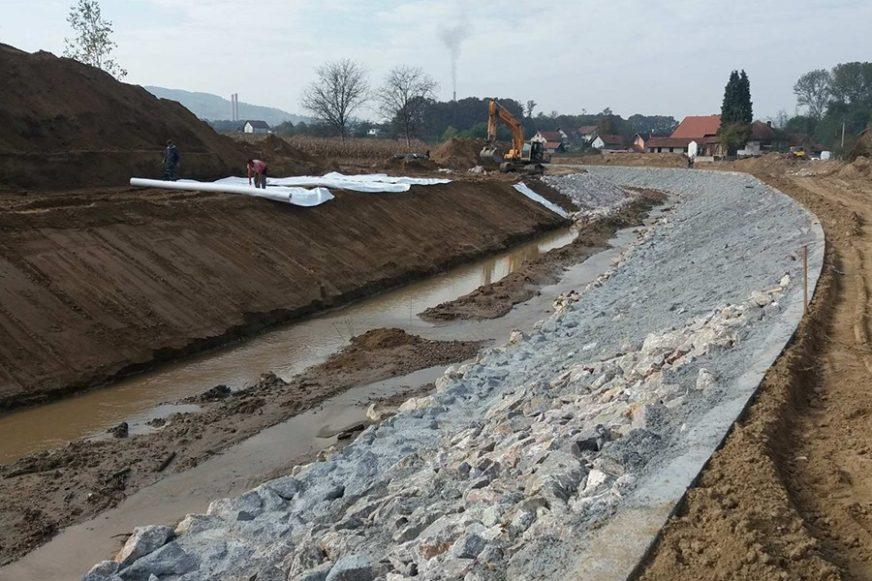 STOP POPLAVAMA Za uređenje vodotokova izdvajaju 7 miliona KM