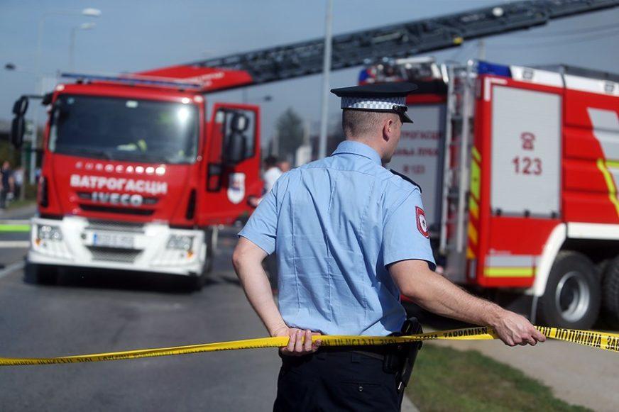 ZA DAN UGASILI ČAK 8 POŽARA Vatrogasci i policija traže krivce